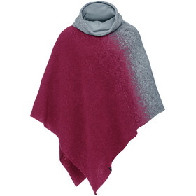 VAUDE Västeras Poncho Women passion fruit